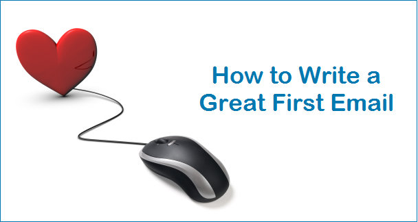 How To Write First Email Online Hookup To A Guy