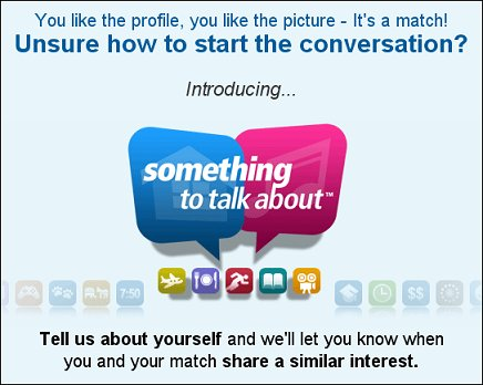 eHarmony: Something to Talk About
