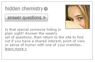 hidden chemistry