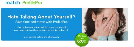 ProfileHelper - Writing The Best Online Dating Profiles Since