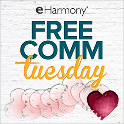 eharmony free communication Tuesdays